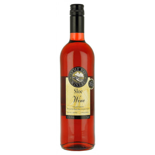 Lyme Bay Sloe Wine