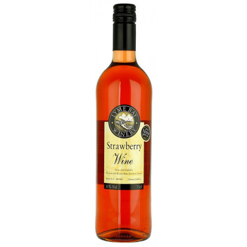 Lyme Bay Strawberry Wine
