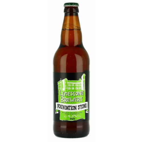 Lymestone Brewery Foundation Stone