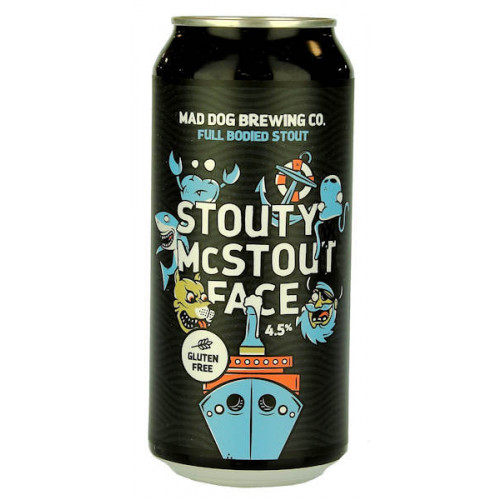 Mad Dog Stouty McStoutface Can