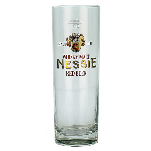 Mac Queen's Nessie Tumbler Glass 0.2L