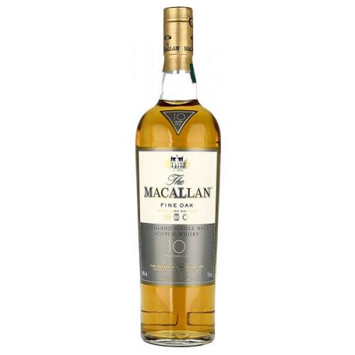 Macallan Single Malt Fine Oak 10