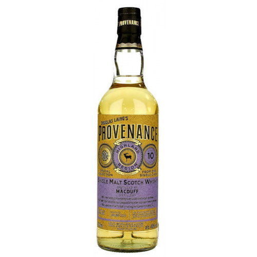 Macduff 10 Year Old 2009 Provenance (Douglas Laing)