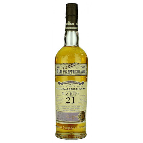 Macduff 21 Year Old 1997 Old Particular (Douglas Laing)