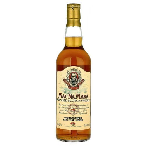 MacNamara Rum Finish  Gaelic Whsky
