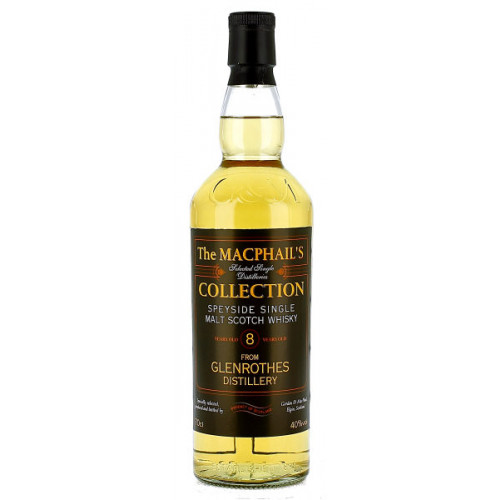 Glenrothes 8 Year Old Macphails Collection
