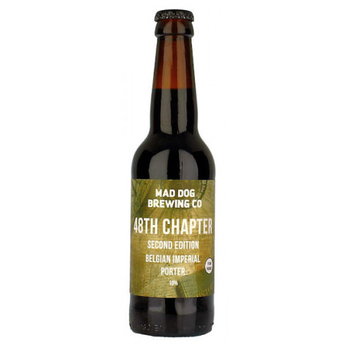 Mad Dog 48th Chapter Second Edition Belgian Imperial Porter