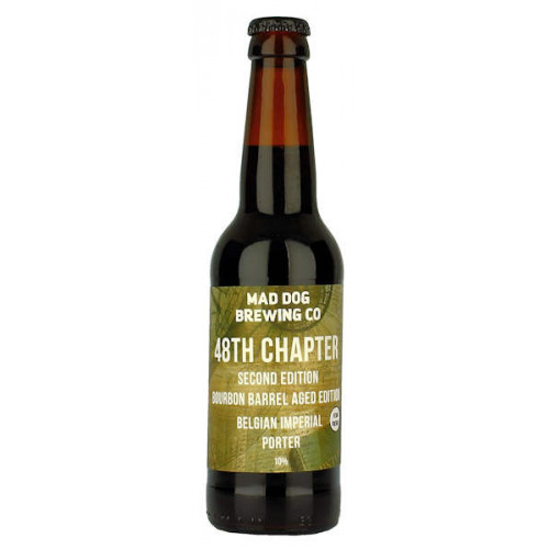 Mad Dog 48th Chapter Second Edition BA Belgian Imperial Porter