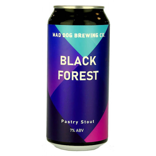 Mad Dog Black Forest Can
