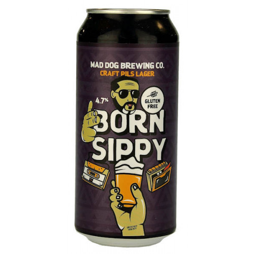 Mad Dog Born Sippy Can