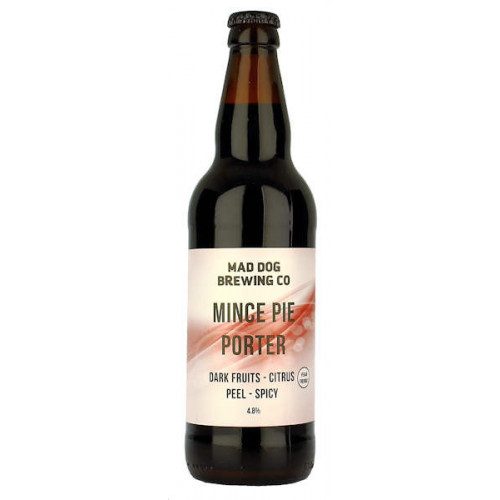 Mad Dog Mince Pie Porter