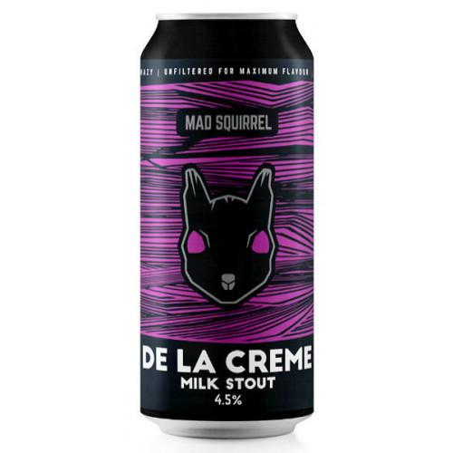 Mad Squirrel De La Creme Can