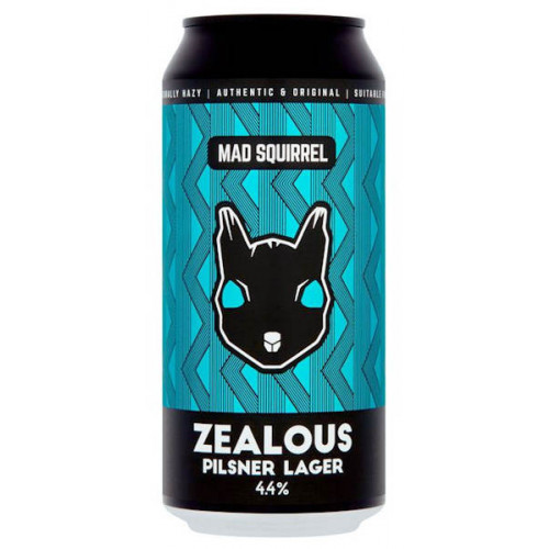 Mad Squirrel Zealous Can