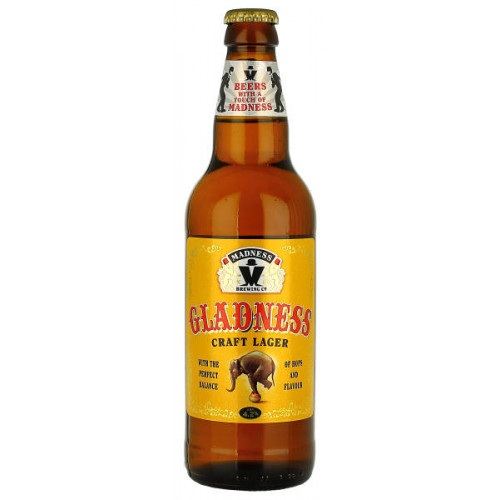 Madness Brewing Co Gladness