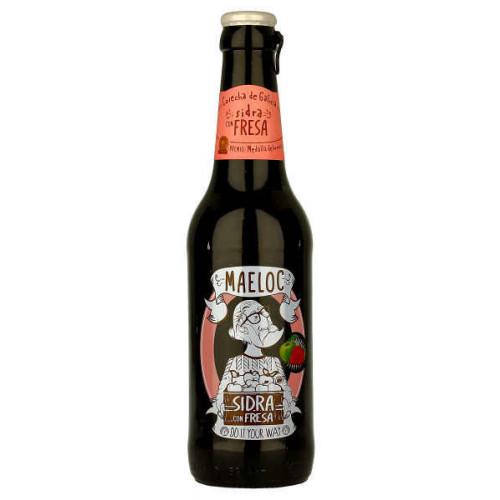 Maeloc Strawberry Cider