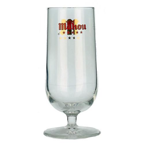 Mahou Goblet Glass 0.33L