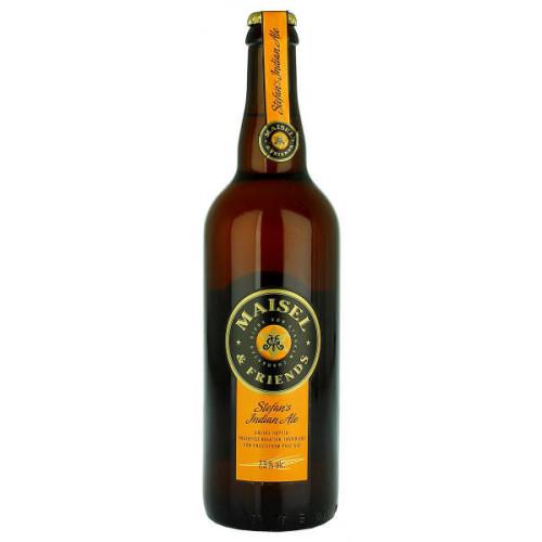 Maisels and Friends Stefans Indian Ale