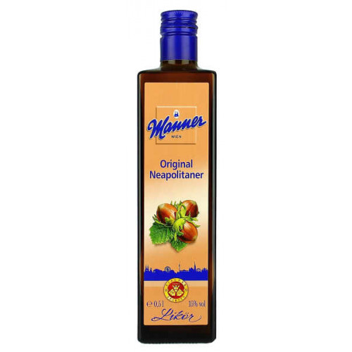 Manner Original Neapolitaner Cream Liqueur