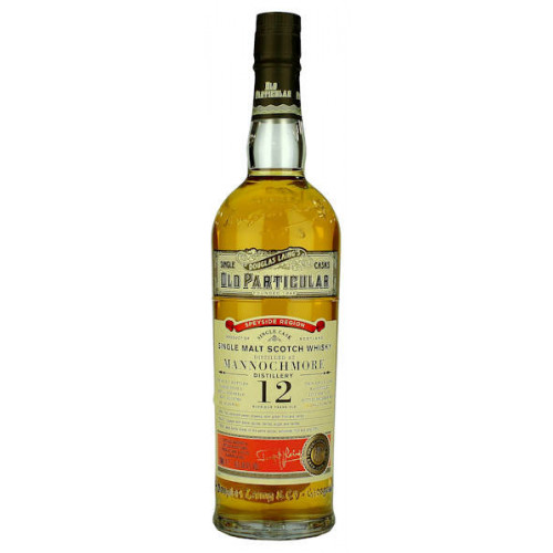 Mannochmore 12 Year Old 2007 Old Particular (Douglas Laing)