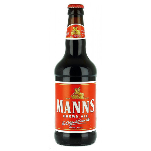 Manns Brown Ale 500ml