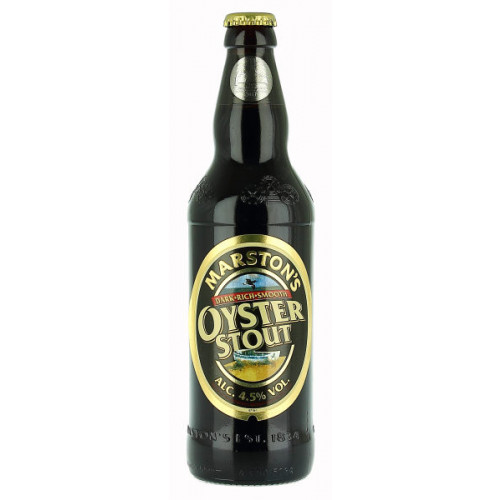 Marstons Oyster Stout