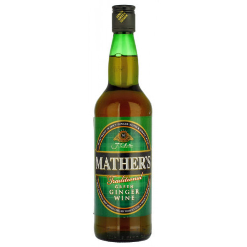 Mathers Traditional Green Ginger Wine