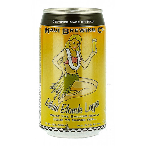 Maui Brewing Bikini Blonde Lager