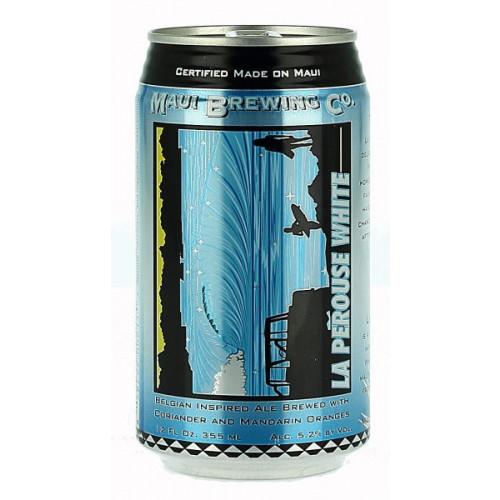 Maui Brewery La Perouse White