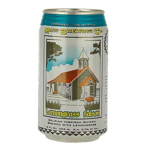 Maui Brewery Lemongrass Saison
