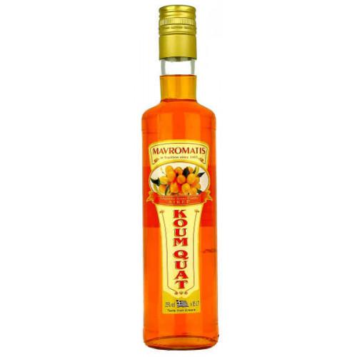 Mavromatis Koum Quat Liqueur 500ml