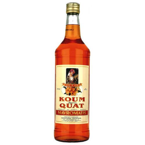 Mavromatis Koum Quat Liqueur 1 Litre