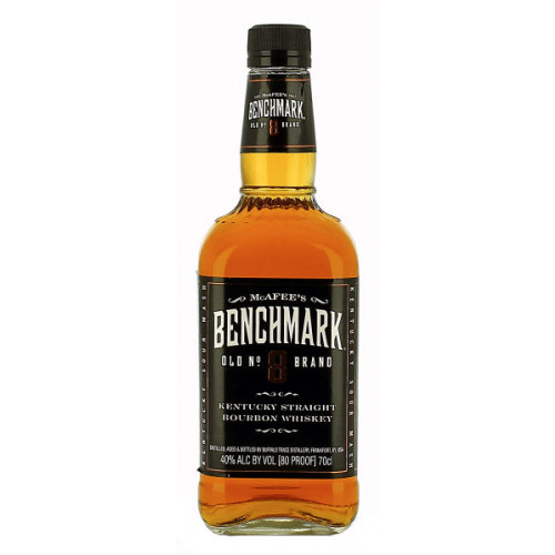 McAfees Benchmark Bourbon Whiskey