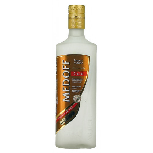 Medoff Gold Vodka