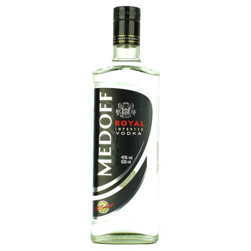 Medoff Royal Vodka 500ml