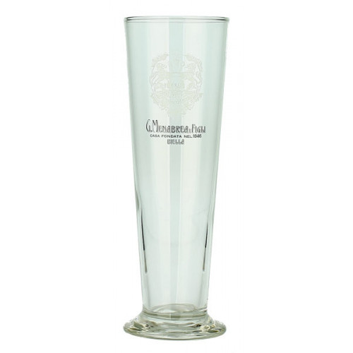 Menabrea Glass (Half Pint)