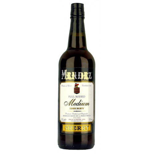 Mendez Medium Sherry
