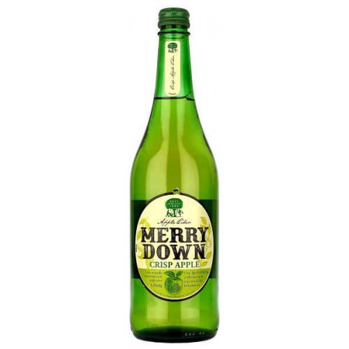 Merrydown Crisp Apple Cider 750ml (B/B Date End 02/19)