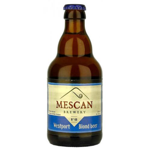 Mescan Westport Blond Beer