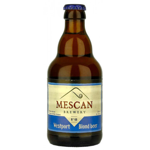 Mescan Westport Blond Beer