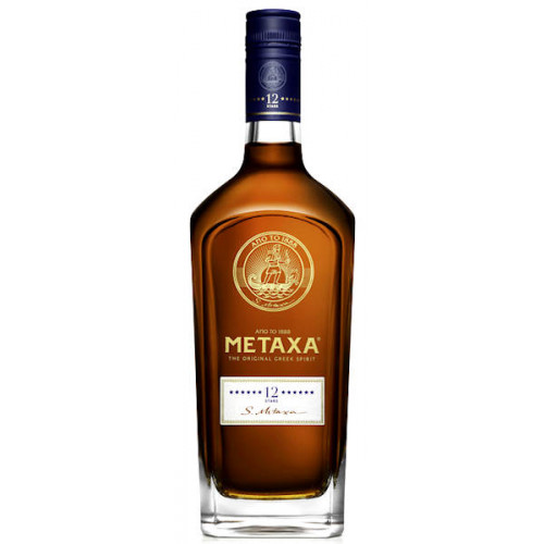 Metaxa Twelve Star