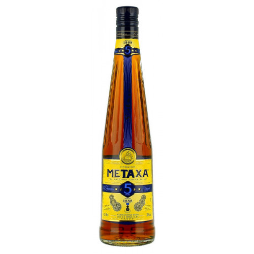 Metaxa Five Star