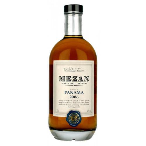 Mezan 2006 Panama Rum