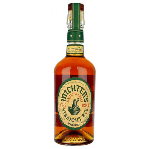 Michter's US*1 Single Barrel Straight Rye