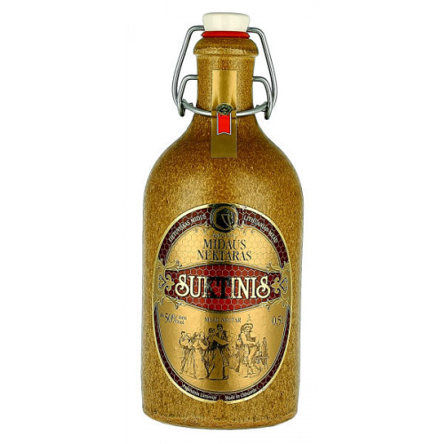 Midus Suktinis Stone Bottle
