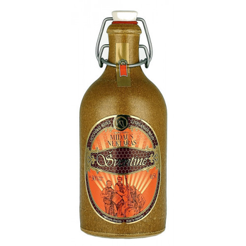 Midus Sventine Stone Bottle