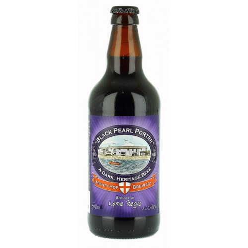 Mighty Hop Brewery Black Pearl Porter