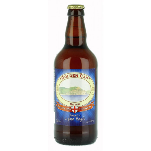 Mighty Hop Brewery Golden Cap Bitter