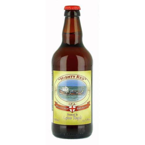 Mighty Hop Brewery Mighty Red IPA