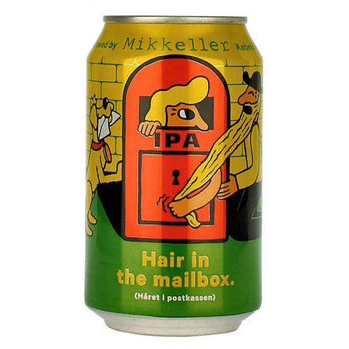 Mikkeller Hair in the Mailbox Can (B/B Date 16/01/19)