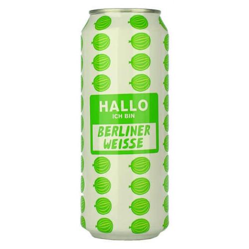 Mikkeller Hallo Ich bin: Berliner Weisse Gooseberry Can